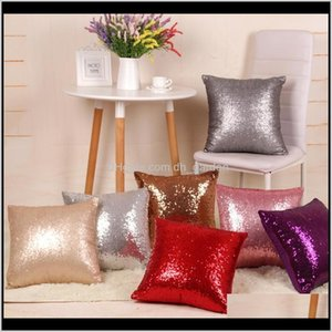 Mermaid Pillow Cover Sequin Pillow Cover Sublimation Cushion Throw Pillowcase Decorative Pillowcase That Change Color Gifts Owd2346 Vl Rvekj