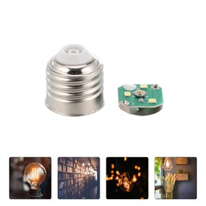 Car Headlights 1 Set Light Bulb Molds Accessories Kit LED And Chip Base
