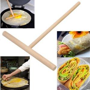 Noël spécialité chinoise Crêpe Crêt Crêt Câte de pancake Stick Stick Home Cuisine Outil Restaurant Spécialement fournitures OWF5723