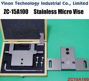 ZC-15A100 Pièces de micro-étage coupées en acier inoxydable ZC-15A100 (peut contenir une pièce ronde 100mm, pièce carrée de 0-100mm) Vis à la précision pour toutes les machines WIRCUT-EDM