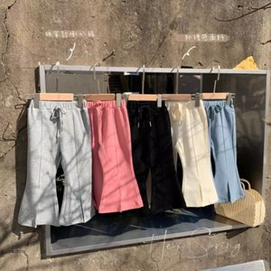 Spring Kids Girls Fashion Flare Pants Design Cotton Trousers Korean Baby Clothes