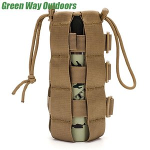 Stuff Sacks China Manufacturer Tactical Military MOLLE Durable Nylon Water Bottle Pouch Hydration Carrier Holder