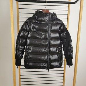 Hiver Designer Veste Down Coats Femme Hommes Homes Outwear Parkas Vestes Mode Lettres Manteau d'extérieur Streetwear Machiche à glissière Capuche à capuchon