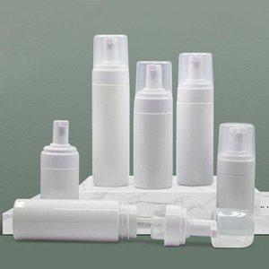 100 ml 120ml 150 ml Köpük Şişeleri Boş Beyaz Plastik Köpük Şişeler El Yıkama Sabunu Mus Krem Dağıtıcı Köpükleme Şişesi HWB5858