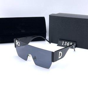 New Sunglasses Luxury Designer Sunglasses Women Fashion Mens Sun Glasses Summer Outdoor Waistband With Box D217084F