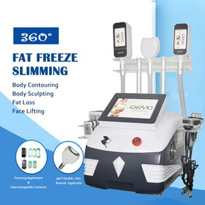 cryolipolysis slimming equipment fat freeze Body Shaping Sculpture cryo cavitation machines radio frequency lipo laser weight loss portable beauty device