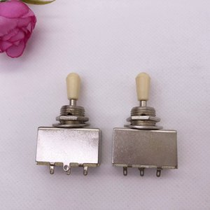 [Made In China]1 Piece 3-way Electric Guitar Pickup Selector Toggle Switch