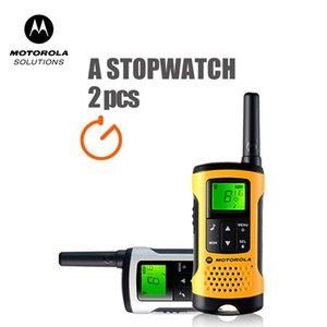 Motorola Tlkr T50 Walkie TalkieMet 20 Kanalen 6Km Afstand Outdoor Talkie Ondersteuning Ni-Mh Batterij