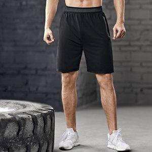 Deportes Summer Men's Delgada Casual Asustado Transpirable Secado rápido Capris Capris Fitness Moda Shorts