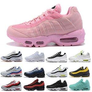 Scarpe da corsa all'ingrosso per le donne rosa chiaro verde triplo bianco giallo giallo mens da uomo allenatori all'aperto scarpe da ginnastica atletica 36-45