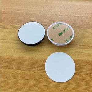 Soporte universal del dedo del teléfono celular con el inserto de sublimación de aluminio en blanco para el soporte personalizado del soporte del soporte del soporte del soporte del soporte