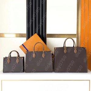 Designer handbags Fashion Tote luxury Shopping Bags dicky0750 for Women Leather Shoulder Bag high quality Woman Handbag Lady Purse Messenger Wholesale