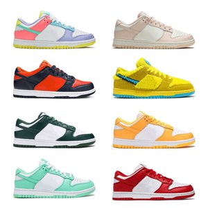 2021 Classic Dunk sb men runner white black chunky dunky Running Shoes Sports cherry syracuse Easter court purple Outdoor Trainers Sneakers
