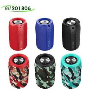 ZEALOT S32 Portable Bluetooth 5.0 Speaker Wireless Hifi Subwoofer 3D Stereo Diaphragm Audio TF Card AUX USB Flash Drive Play Mini Speakers