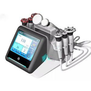 Profesional 40K Cavitación ultrasónica Máquina de RF 8 en 1 Radio Frecuencia Face Lifossuction Multipolar RF Cuerpo Adelgazamiento