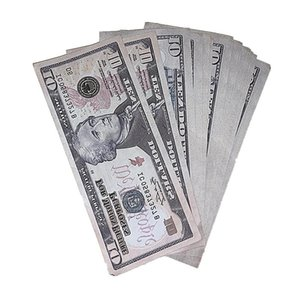 Currency Copy Of Bar 100pcs pack Banknotes Props American Children's Fast Shipping 2e Shooting Movie Toys Money Oiega Uuksl