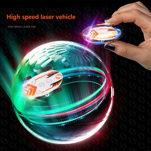 Mini Car Toy High Speed Micro Pocket Racer Spin Toy Novelty Stress Relief Toy Portable Stunt Car Childrens Gift