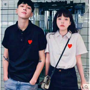 Neue Herren Polos T-Shirt Womens Kurzarm Hochwertige Tops Modebrief Druck Hip-Hop-Stil Kleidung mit Etikettenkasten