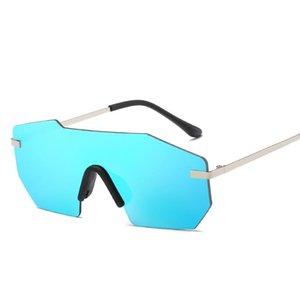 Laura Fairy Cool F Polarized Солнцезащитные очки Мужчины Открытый RIMLED Мода UV400 Солнцезащитные Очки Oculos Masculino 2021 LF-66104