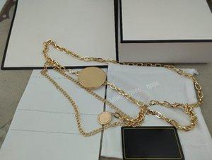 2021 Donne cintura in metallo retrò punk frangia argento abito con catena in oro 116 g Adatto per la vita 77-92cm