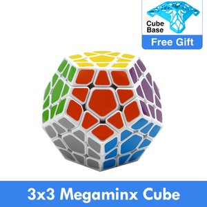 shengshou Wumofang 3x3x3 Magic Cube 3x3 Dodecahedron Cubing Speed 12 sided collection magico cubo Toy For Children Kids