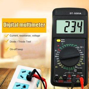 Multimeters Digital Multimeter LCD Screen Display Portable Voltage Resistance Test Tool With Backlight XL830L HVR88
