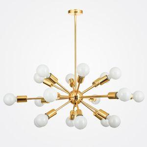Pendant Lamps Nordic Led Stone Chandelier Industrial Lamp Lustre Pendente Kitchen Dining Bar Fixtures Living Room Bedroom