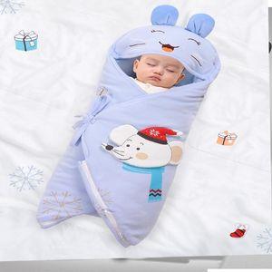 Umaubaby Baby Blankets Born Swaddle Blanket Wrap Cotton Muslin Sleeping Bags