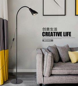 Floor Lamp LED 9W ABS Nordic Lighting Light For Living Room Lamps