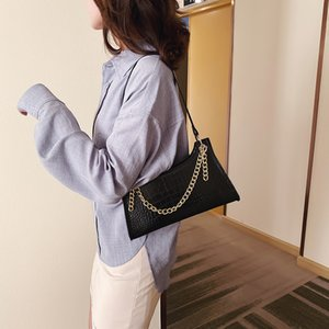 Alligator Women Shoulder Bag Fashion Designers Crossbody High quality Handbags