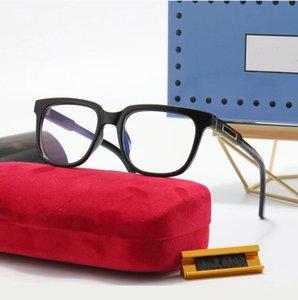 نظارات مربع خمر الرجعية الإطارات الإناث الأسود واضح عدسة نظارات شمسية مصمم جافاس دي سول النظارات