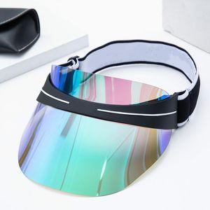 D Markalar Moda Erkekler ve Kadınlar Dazzle Güneş Şapkaları Yaz Anti UV Güneş Gözlüğü PC Lens Marka Şapka Boyutu Ayarlanabilir 52-62 cm.
