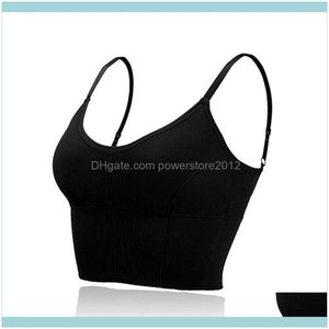Gym Clothing Exercise Fitness Wear Athletic Outdoor Apparel & Outdoorswomens Sexy Wrapped Womens Fashion Bottoming Sling Tube Tops Beauty Ba