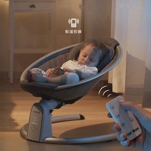 Hotmom baby rocking chair newborn comfort adjustable sleeping electric cradle newborn for -2 years old