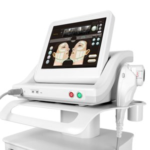 HIFU Slimming High Intensity Focused Ultrasound Face Lift Machine Wrinkle Removal With 5 Heads For Facial and Body beauty equipment