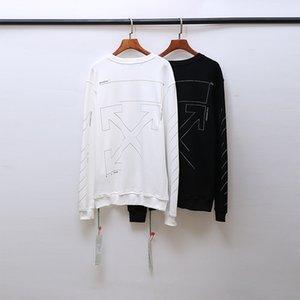 Мужская руна в стиле стиль белый эскиз неполный Sarstyle Свободные круглые шеи свитер для мужчин и женщин Аха
