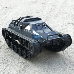 JJRC Q79 Remote Control 1:12 Crawler-type Tank Car& Boy Toy, 12KM H, Drift Chariot, Gull-wing Door, 30° Climb, 360° Rotate, LED Lights, Christmas Kid Gift, USEU