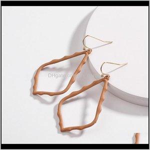 Kendra in stile Sophee in lega telaio ovale scott orecchini moda ciondolare orecchinips0832 pqxun Z2qji
