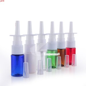 10ml empty plastic nasal pump spray bottle mist nose 300pcs lotgood qualty