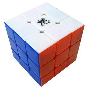 Промо-самые дешевые волшебные кубики головоломки дэдан Гуан 2 V2 57mm 3x3x3 скорость кубики головоломки Cubo Magico Kids Развивающие игрушки