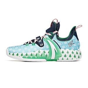 "Anta Basketball Shoes Gordon Hayward GH2 ""Christmas"" 2021 Men ALTI-FLASH 112121103-3"