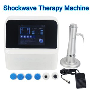 Shockwave Therapy Machine Health For ED Treatment Tennis Elbow Care Equipment Body Massager Relieve Pain Wave Relax Muscle Electric Ma Massa