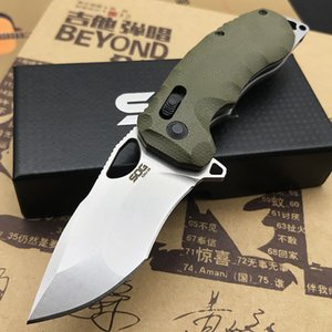 OEM SOG Tactical Folding Knife D2 Blade Micarta Handle Outdoor Camping Survival EDC Hunting Pocket Knives Self Defense Tools Christmas Men's Gift w  Clip