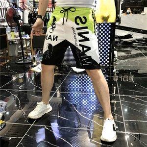 Renk Yaz ve erkek Buz Tasarım İpek Şort Moda Trend: Gençlik Eğlence Kum Eğlence Plaj Pantolon Erkekler