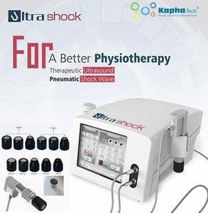 Tragbare Phycs-ical Health Beauty Equipment Shock Wave-Therapie-Maschine mit UltraSouni für erektile Dysfunktion und Massage