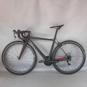 Bikes 2021 Seraph Bike Ultra Light Weight Brand Arbon Fiber T1000 Road Complete FM686 With DA9100 Gr
