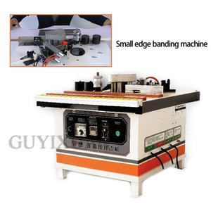 Electric Trimmers Commercial Small Edge Banding Machine Curve Straight Line Home Decoration