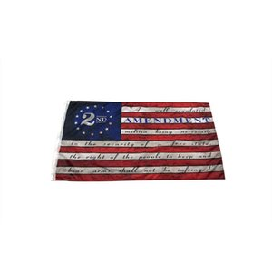 2. Änderungsantrag USA Amerikanische Flagge Polyester 150x90cm 3x5 ft 760 R2