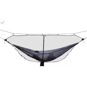 Camp Furniture Hammock Not Included Style Travel Camping Double 2 Person Anti-mosquito Separate Meditation Mosquito Net SEAWAY BWF10161