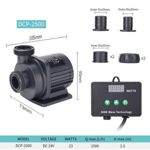 110V-240V DC DCP Series Sine Pump Fish Tank Mute Fresh Sea Water Pump For Aquarium
